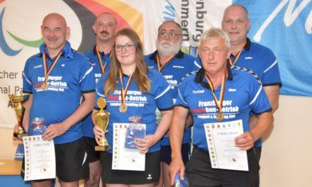 Deutsche Meisterschaften im Para Kegeln in Stralsund