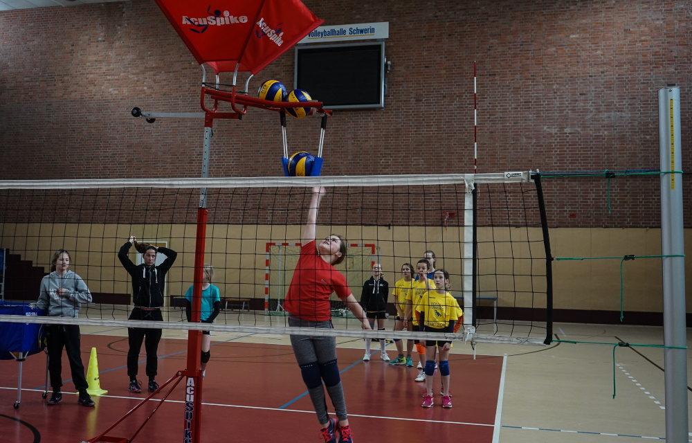 Volley Juniors Camp – Klappe die Zweite!