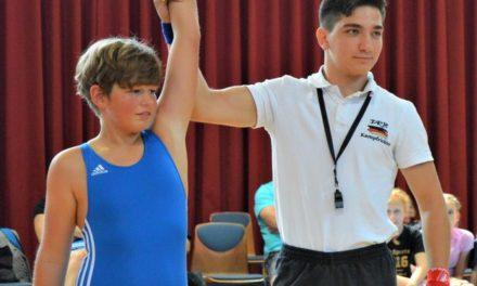 Torgelower Ringer gewinnen Mannschaftsturnier in Demmin