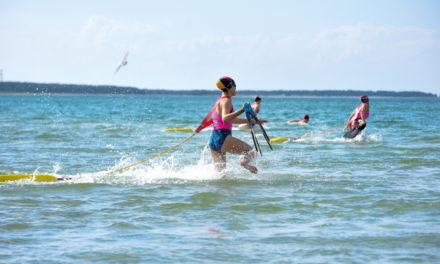 Rettungsschwimmer aus Sachsen-Anhalt gewinnen in Prerow