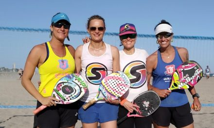 Beach Tennis Turnier in Dierhagen setzt neue Akzente