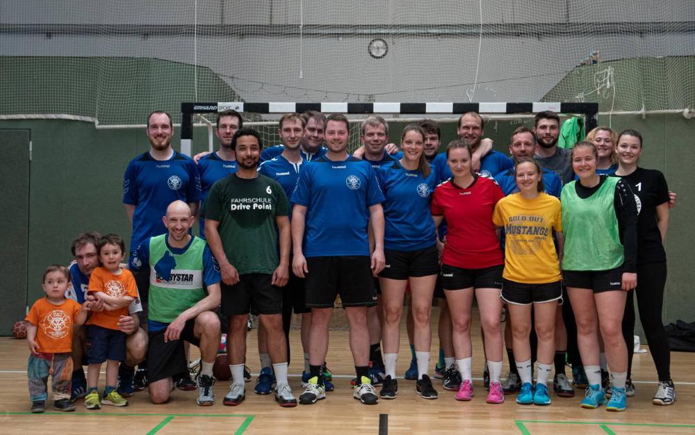 Zehn Jahre Uni-Handball – Eine junge Abteilung feiert ihr Jubiläum