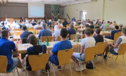 Spielbetrieb in Westmecklenburg gestartet