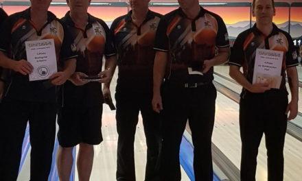 Start in Bowlingsaison 2019/2020 vollzogen!