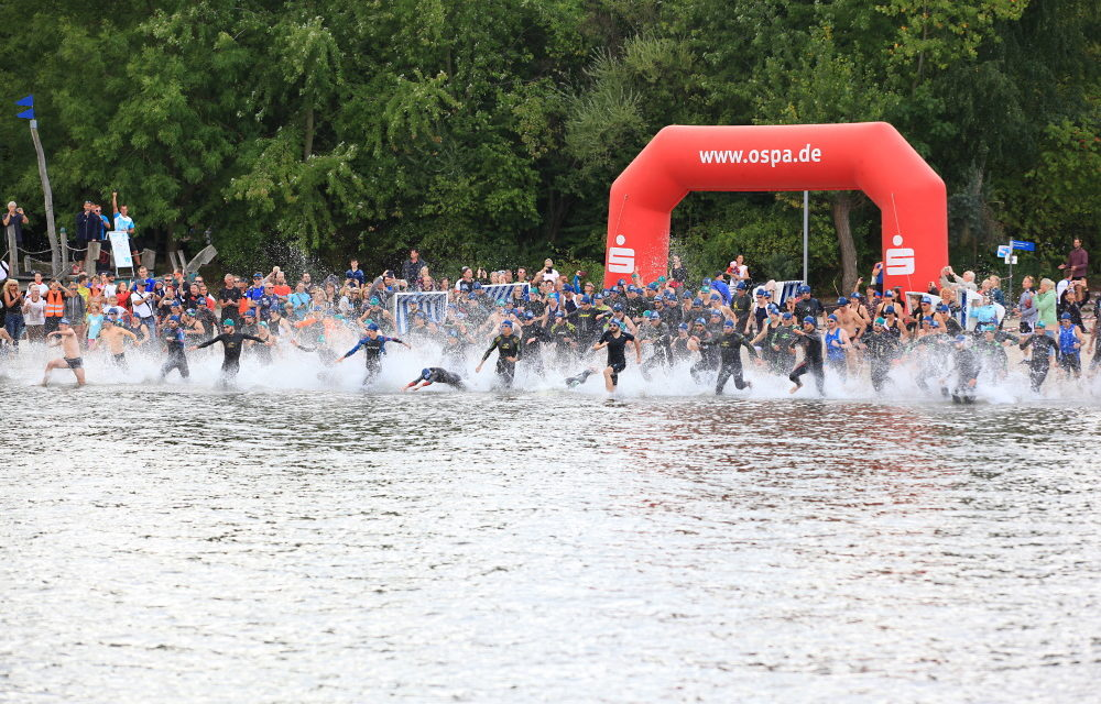 Rostocker Triathlon unter neuem Namen