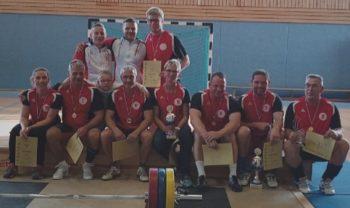 Die Gewichtheber des TSV 1860 Stralsund holten 2019 neun Landesmeistertitel. Foto: privat