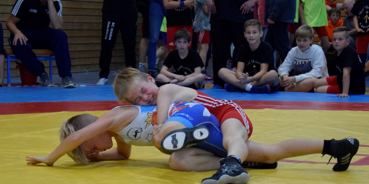 9. Internationaler Strelasund Pokal im Ringen