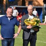 Verdiente Funktionäre des SV Plate geehrt