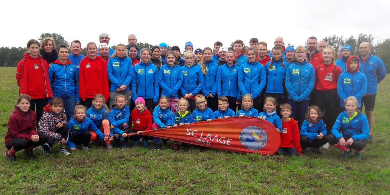 Staffelmarathon auf  dem Darss – Spektakel für über achtzig Teams
