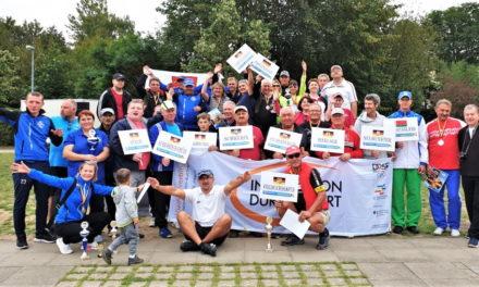 """Gute Stimmung beim Gorodki Turnier """"Schweriner Pokal 2019"""""""