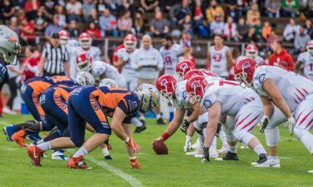 Griffins gewinnen Saisonfinale in Lübeck