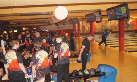 Erfolgreicher Start in die Bowling-Oberligasaison!