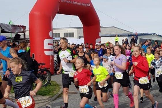 Spätsommerlauf lud die Läuferschar nach Kritzmow