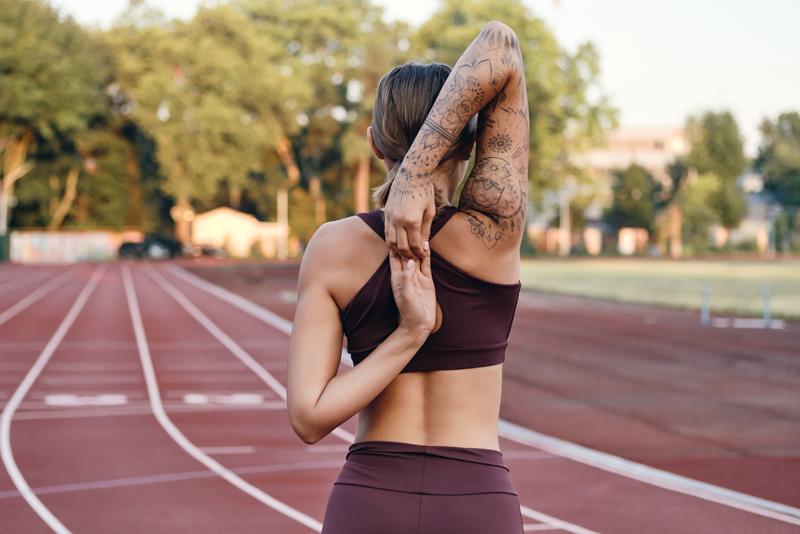 Das Hohlkreuz bei Sportlern oft unterschätzt – Übungen die helfen