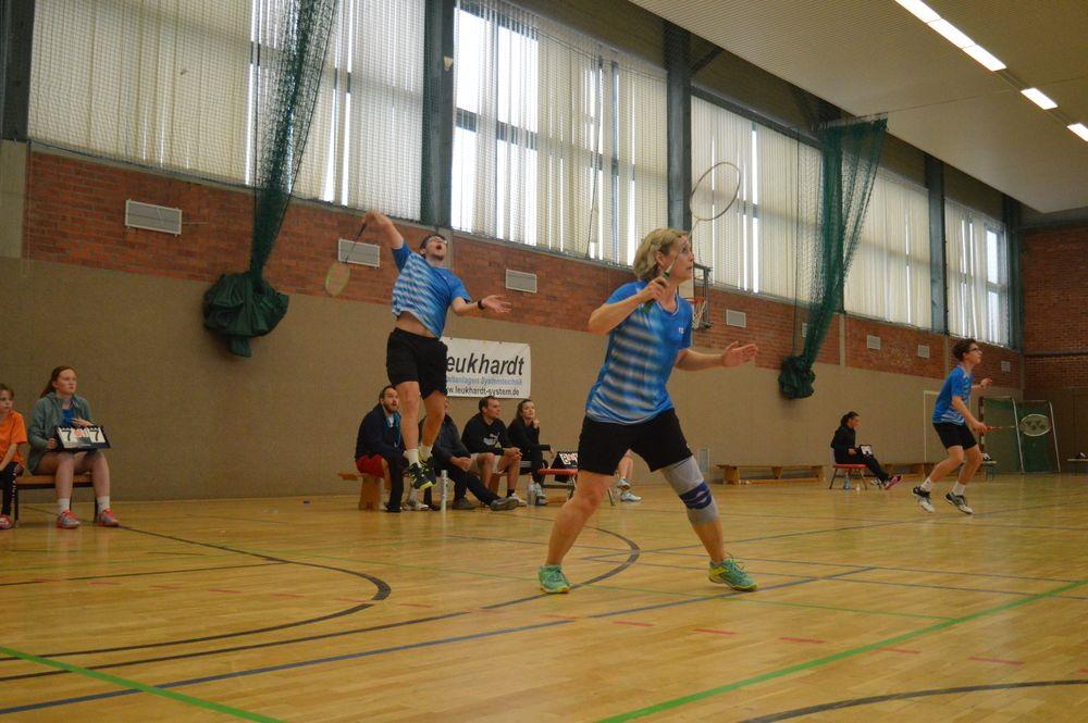 Mixed Landesliga BSC 95 Schwerin | Badminton Mecklenburg-Vorpommern