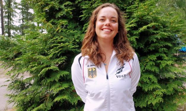 Zweimal EM-Gold für Orientierungstaucherin Lisa Dethloff