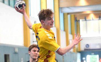 Jungstier Malte Runge wird mit der U18-Nationalmannschaft in Magdeburg trainieren. Foto: Dietmar Albrecht