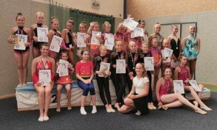 Gymnastinnen starten in die neue Wettkampfsaison