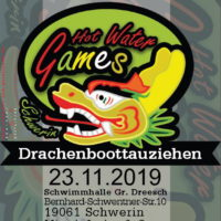 Plakat Hot Water Games 2019
