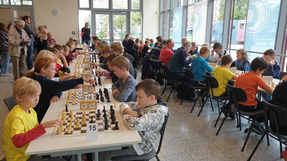 Erfolgreiche Rostocker Stadtmeisterschaften im Schach