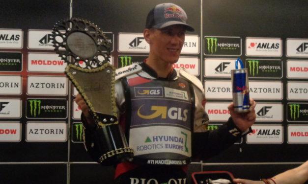 Polnischer Doppelsieg beim Speedway-GP in Teterow