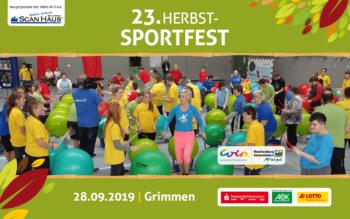 23. HerbstSportfest in Grimmen
