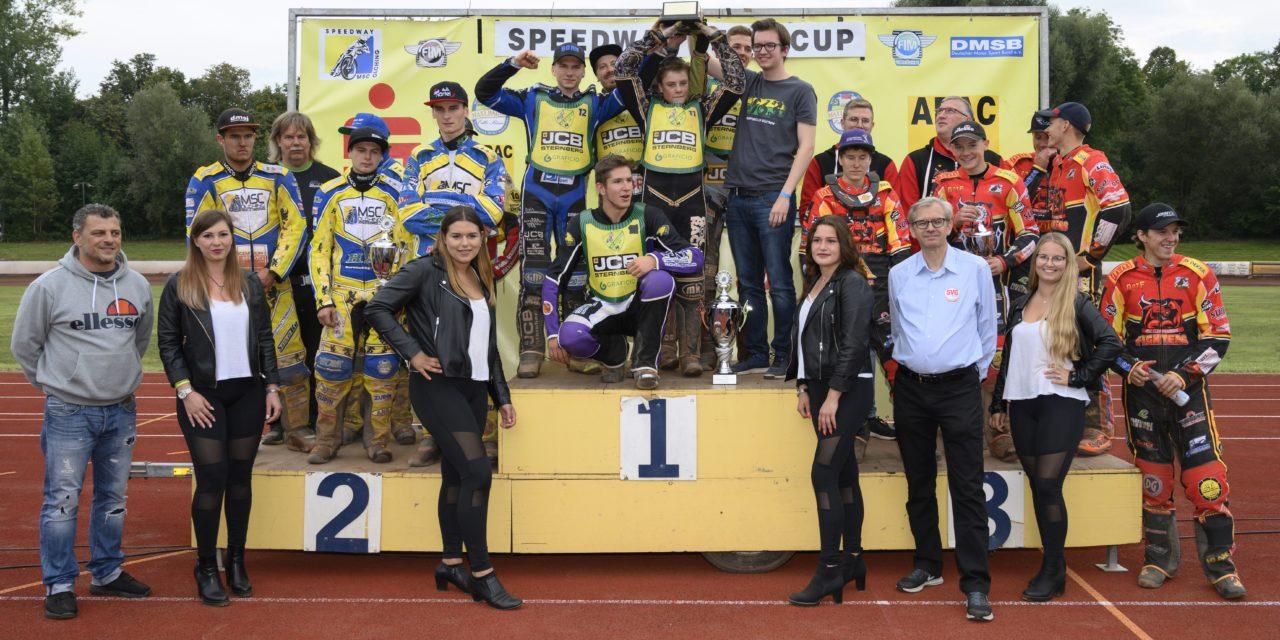 Güstrow Torros erringen Gesamtsieg im Speedway Team Cup