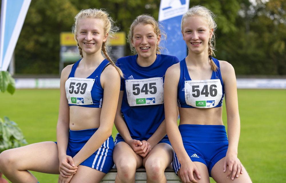 Rostocker Nachwuchsleichtathleten erfolgreich in Greifswald