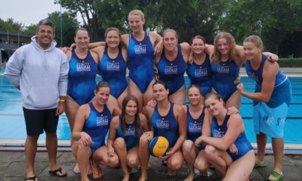 WSW-Wasserball Frauen werden Vizemeister in der 2. Bundesliga