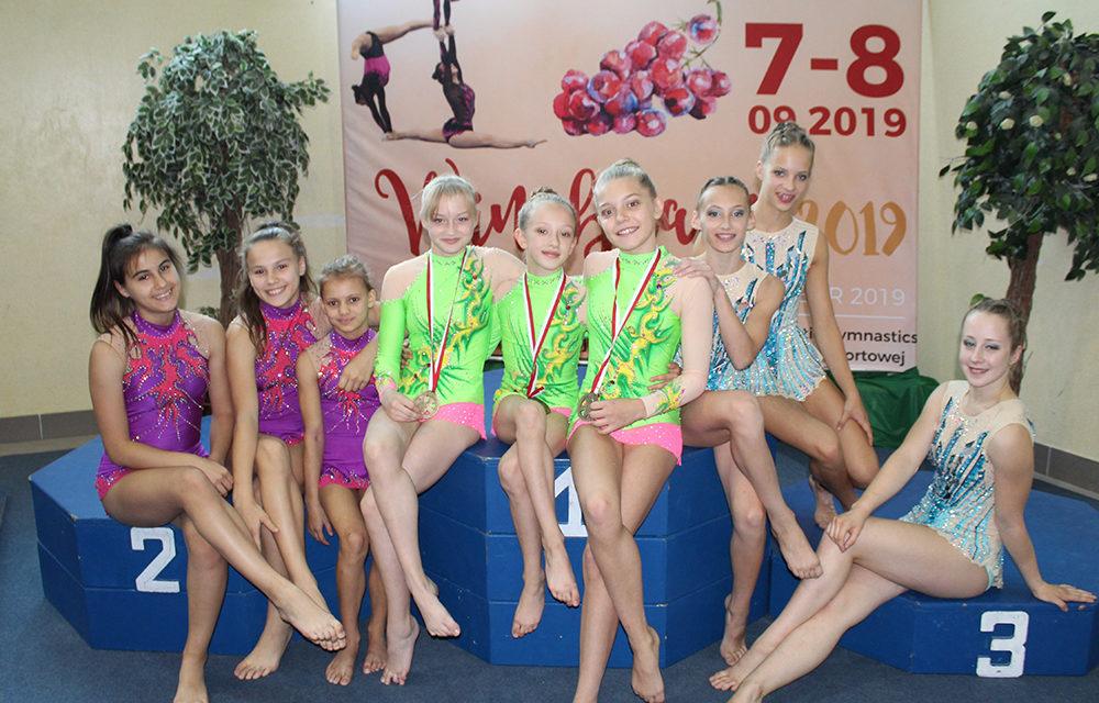 Junge VfL-Sportakrobatinnen überzeugten in Polen