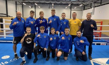 Starke Teams aus sieben Ländern beim Internationalen Schweriner Boxturnier