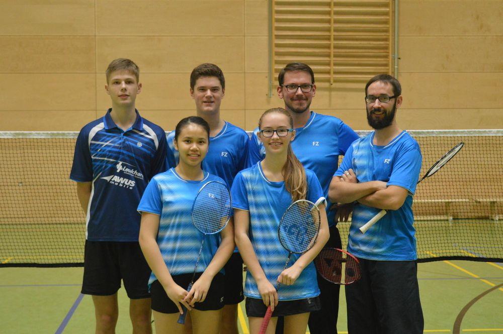 Die zweite Schweriner Mannschaft spielt in der Landesklasse MV. Foto: BSC 95 Schwerin