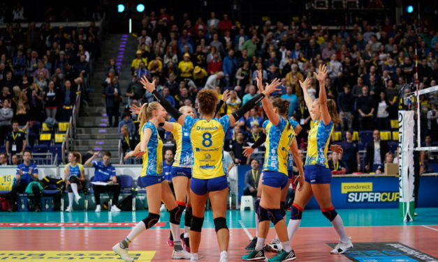 Volleyball Supercup läutet SSC-Saison richtig ein