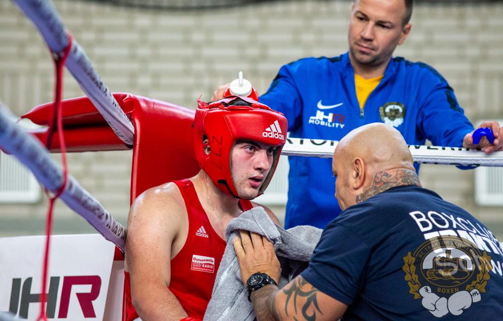 Schwerin: Turnier-Finale mit drei BCT-Boxern