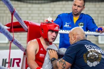 David Arustunyan - Foto: ©️ Boxclub TRAKTOR Schwerin