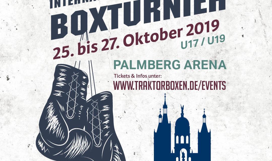 Schweriner Box-Turnier startet Freitag mit drei Viertelfinals