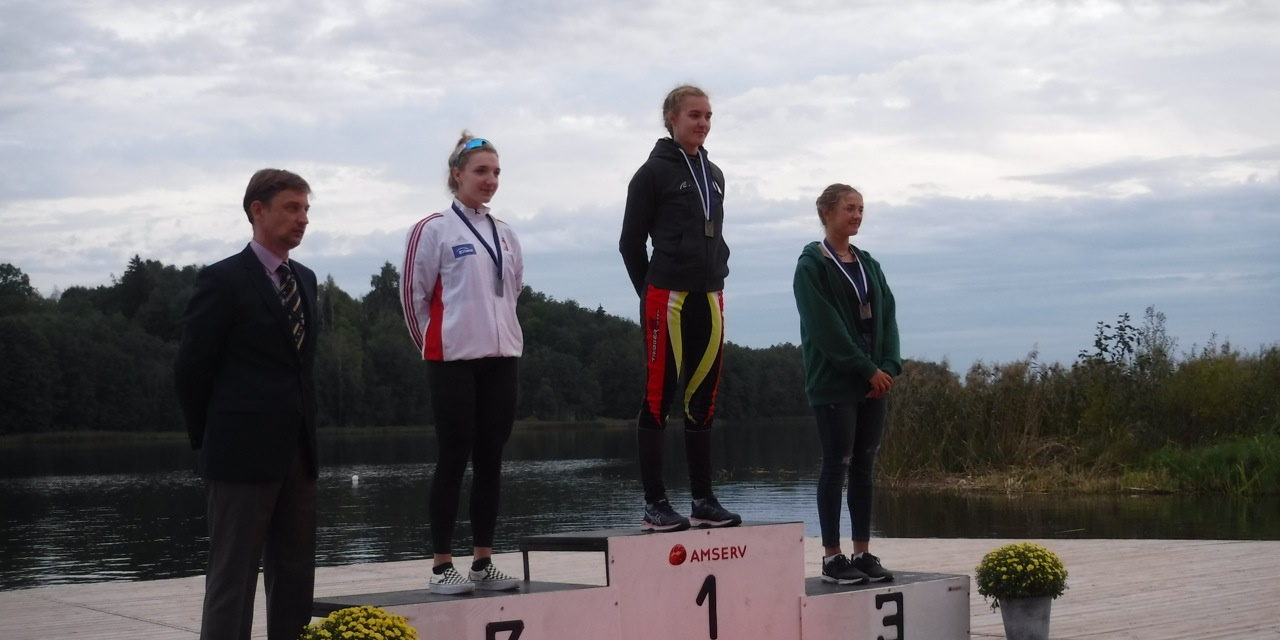 Aurelia-Maxima Janzen holt Gold beim Baltic Cup in Estland