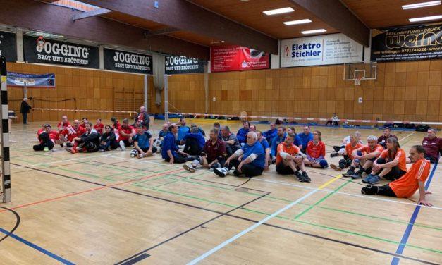Neubrandenburger Sitzballer holen Turniersieg in Ulm