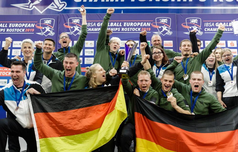 Doppeltes Märchen: Herren gewinnen Gold, Damen Bronze