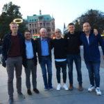 Schiedsrichter aus MV leiteten Spiele in Schweden