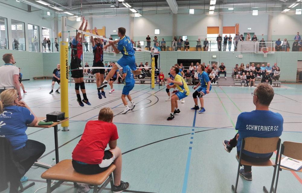 Spannendes Volleyball MV-Derby am Wochenende erwartet