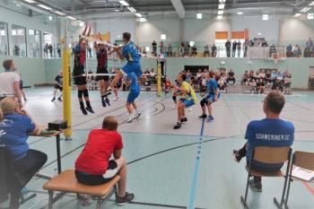 Archivfoto: Volleyball Regionalliga der Männer - Schweriner SC