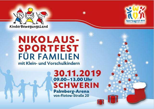 2. Öffentliches Nikolaussportfest für Familien