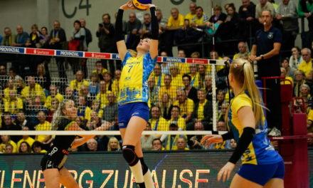 Alle in Gelb bitte! Bundesligaauftakt für den SSC