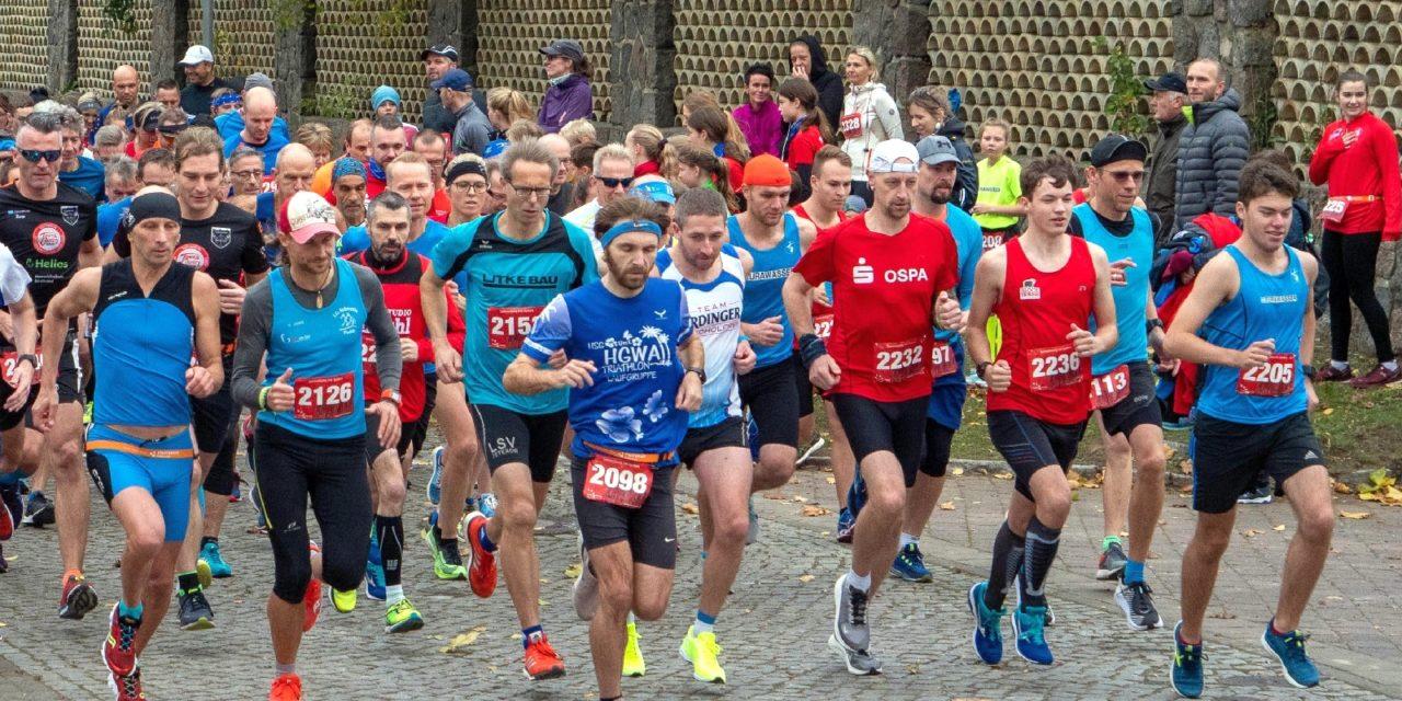 Greifswalder Athleten siegten beim 26. Stralsunder Hochschullauf Starker Gegenwind auf den längeren Strecken