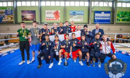 BCT-Boxer Aderomou siegt bei Schweriner Turnier-Finale