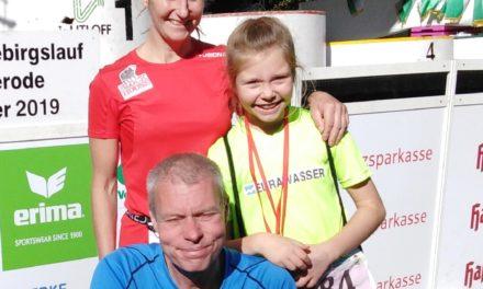 Harz-Gebirgslauf 2019 – ein Erlebnisbericht.