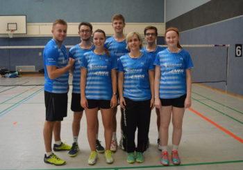 BSC 95 Schwerin - Badminton Landesliga | Erste Mannschaft lief erfolgreich in Güstrow auf.