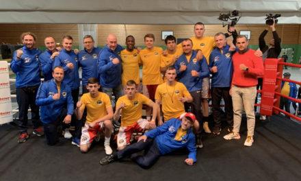 Traktor-Kämpfer holen Remis gegen Boxteam Hessen