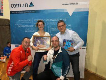 Com.In - Traktor-Nachwuchscup ein voller Erfolg | ©️ Boxclub TRAKTOR Schwerin